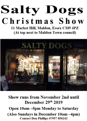 Salty Dogs Poster 2019